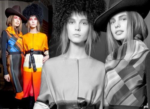 mode kolory jesień 2011, zima 2012