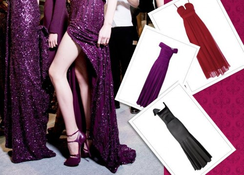 suknie studniówkowe 2012