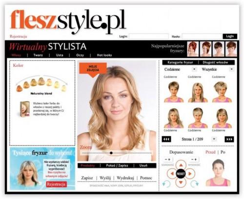 Wypróbuj Wirtualnego Stylistę Trendy Sezonu Polkipl