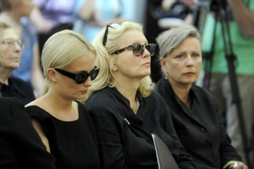 Weronika Olbrychska, Magda Umer, Krystyna Janda