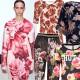 Modne ubrania w kwiaty - jesień 2014