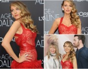 Blake Lively - premiera Age of Adaline