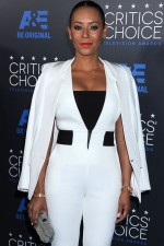 Critics* Choice Television Awards: Melanie Brown