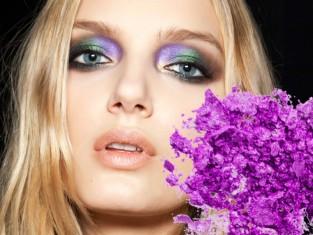 modne cienie do powiek jesień 2012, trendy makijaż jesień 2012 zima 2013