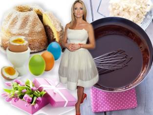 Plan na Wielkanoc - Małgorzata Rozenek - perfekcyjna pani domu