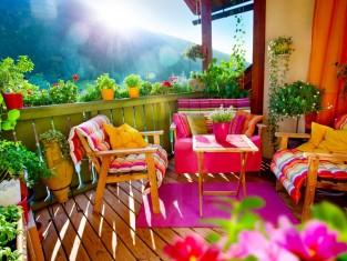 Kwiaty na balkon - jakie wybrać?