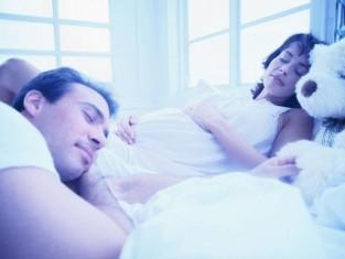 Jak spać w ciąży - porady lekarza