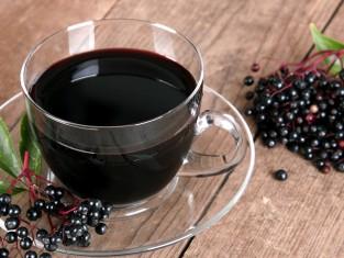 czarny bez właściwości, sok z czarnego bzu, herbata z czarnego bzu