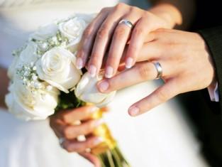 ślub, para młoda, błogosławieństwo, fot. Fotolia/Edipresse