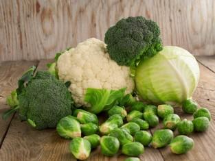 brokuł, kalafior, brukselka, warzywa, jedzenie, dieta/fot. Fotolia/Edipresse