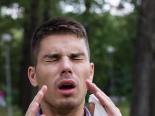 kichanie, przeziębienie, grypa, alergia, chory/fot. Fotolia/Edipresse