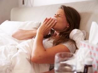 grypa, choroba, katar, przeziębienie, chory/fot. Fotolia/Edipresse
