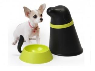 Miska dla psa i pojemnik na pokarm, www.cellofan.pl, cena: 129 zł.