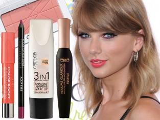 Taylor Swift makijaż