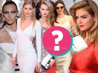 Najbogatsze modelki 2014