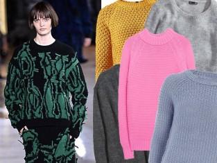 Ciepłe swetry