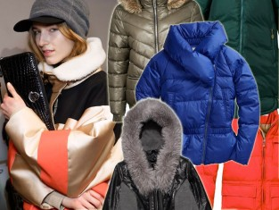 Modne kurtki zima 2015