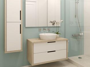 sposoby na odnowienie łazienki, proste sposoby na odnowienie łazienki bez remontu