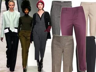 Spodnie garniturowe - spodnie do pracy
