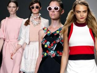 London Fashion Week - wiosna-lato 2015