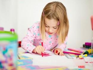 Miejsce do nauki dla dziecka - jak urządzić