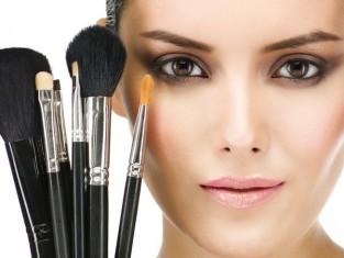 Pędzle do makijażu - rodzaje