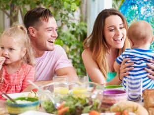 Dieta odchudzająca dla rodziny - zasady i jadłospis