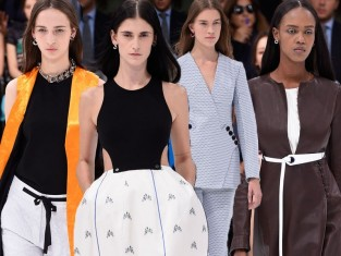 Dior - kolekcja wiosna-lato 2015