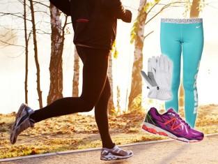 Jesienny jogging - 10 rzeczy które musisz mieć