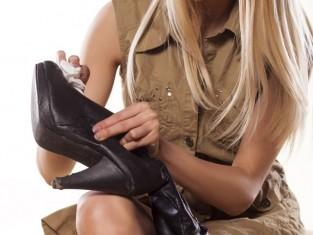 co robić żeby buty nie przemakały