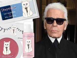 Kosmetyki Karl Lagerfeld - kotka Choupette kosmetyki