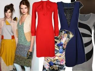 Bonprix sukienki jesień 2014