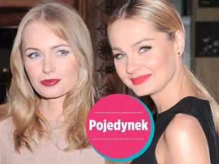 Pojedynek gwiazd - Agnieszka Cegielska, Małgorzata Socha