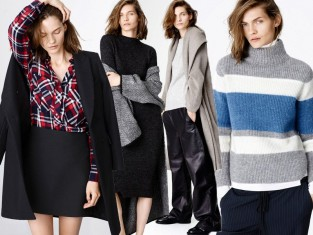 ZARA - lookbook listopad 2014