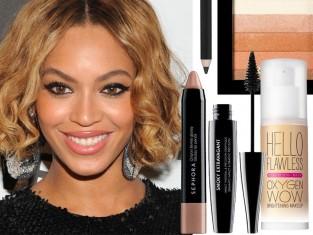 Beyonce makijaż