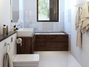 Mała łazienka - jak poprawić jej funkcjonalność