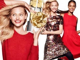 H&M - świąteczna kolekcja 2014