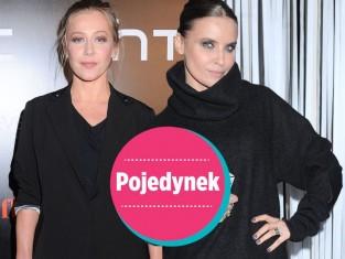 Joanna Horodyńska i Katarzyna Warnke