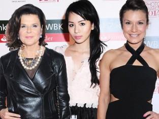 Gwiazdy na Viva Photo Awards 2014