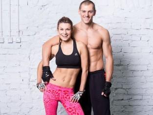 Gym Break Center - trening z Katarzyną Kępką i Szymonem Gasiem