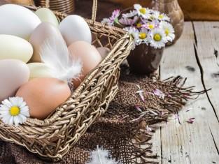 Właściwości jajek - 5 najważniejszych
