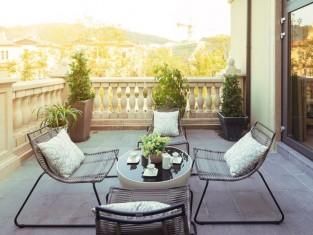 Hity z Instagrama: 7 najpiękniejszych balkonowych aranżacji
