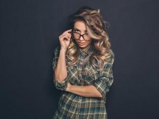 historia okularów