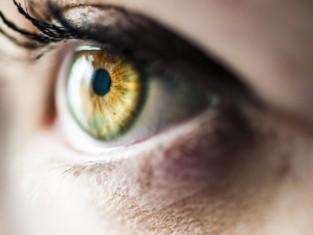 nużeńce w oczach