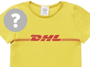 DHL Vetements