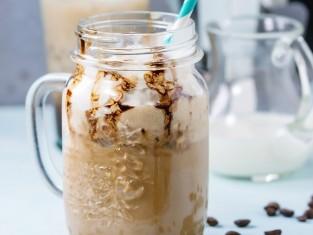 kawa w rożku, kawa jak lody