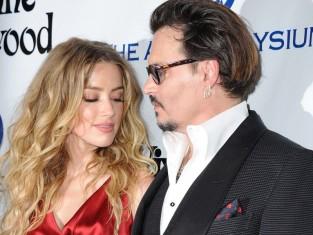 Amber Heardi Johnny Depp się rozwodzą