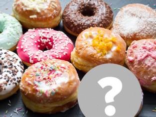 galaktyczne pączki, piękne pączki, galaktyczne donuty