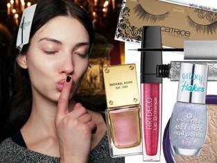Kosmetyki do makijażu na sylwestra 2015