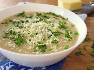 zupa ziemniaczana przepis, jak zrobić zupę z ziemniaków, przepis na zupę ziemniaczaną